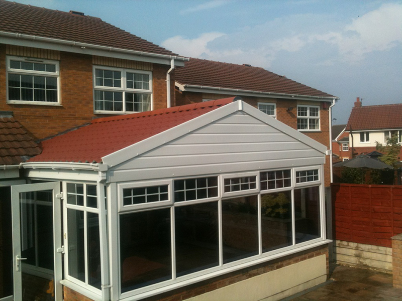 Gable Conservatory Roof Conservatory Roofing Uk