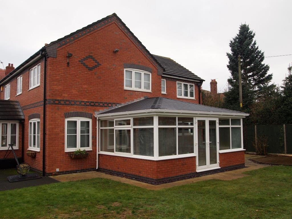 Edwardian Conservatory Roof Conservatory Roofing Uk